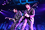 Band members of the band Avenged Sevenfold played at Rupp Arena on Jan. 29, 2011. Photo by Collin Lindstrom | Staff