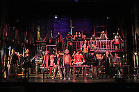 Broadway Bound Children's Theatre production of RENT: School Edition.