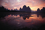 Karst Mountains, Guilin, China