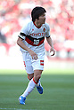 Kensuke Nagai, (Grampus), APRIL 24th, 2011 - Football : J.LEAGUE Division 1, 7th Sec match between Urawa Reds 3-0 Nagoya Grampus at Saitama Stadium 2002, Saitama, Japan. The J.League resumed on Saturday 23rd April after a six week enforced break following the March 11th Tohoku Earthquake and Tsunami. All games kicked off in the daytime in order to save electricity and title favourites Kashima Antlers are still unable to use their home stadium which was damaged by the quake. Velgata Sendai, from Miyagi, which was hard hit by the tsunami came from behind for an emotional 2-1 victory away to Kawasaki. (Photo by Akihiro Sugimoto/AFLO SPORT) [1080]