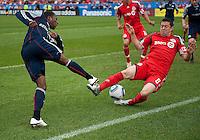 Toronto FC vs New England Revolution May 22 2010