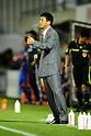 Masaaki Yanagishita (Jubilo), SEPTEMBER 24, 2011 - Football / Soccer : Jubilo Iwata head coach Masaaki Yanagishita during the 2011 J.League Division 1 match between Jubilo Iwata 1-0 Albirex Niigata at Yamaha Stadium in Shizuoka, Japan. (Photo by AFLO)