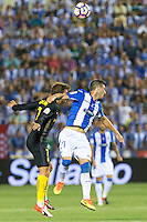 Match of La Liga between Club Deportivo Leganes and Atletico de Madrid