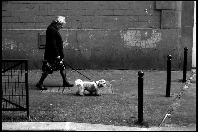 Paris Street Photography:1995-2010