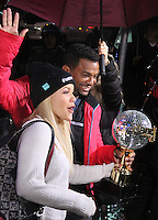 NOV 26 Dancing With The Stars Winners at Good Morning America