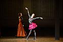 Mariinsky Ballet presents CINDERELLA as part of the Edinburgh International Festival. Picture shows: Margarita Frolova (Khudishka - stepsister).