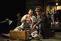 STEPTOE AND SON, adapted and directed by Emma Rice, opens at the Lyric Hamersmith. Picture shows: Dean Nolan (Harold Steptoe) and Mike Shepherd (Albert Steptoe).