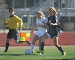 Oxford High vs. Starkville in MHSAA girls playoff soccer action in Oxford, Miss. on Saturday, January 28, 2012. Oxford won 2-0.