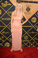 LOS ANGELES, CA - JULY 30: Morgan Stewart the 2016 MAXIM Hot 100 Party at the Hollywood Palladium on July 30, 2016 in Los Angeles, California. Credit: David Edwards/MediaPunch