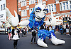 Hackney One Carnival <br /> Mare Street / Richmond Road, Hackney, London, Great Britain <br /> 13th September 2015 <br /> <br /> <br /> <br /> <br /> Photograph by Elliott Franks <br /> Image licensed to Elliott Franks Photography Services