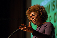 "25.10.2013 - Angela Davis: ""Freedom is a Constant Struggle: Closures and Continuities"""