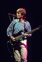 "Phil Lesh of The Grateful Dead performs during a concert in Oakland.     Less will reunite with the  remaining members of the band will reunite for the final time for the ""Fare Thee Well"" concerts  over July 4th weekend in 2015."