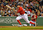 8 June 2012: Boston Red Sox outfielder Scott Podsednik in action against the Washington Nationals at Fenway Park in Boston, MA. The Nationals defeated the Red Sox 7-4 in the opening game of their 3-game series. Mandatory Credit: Ed Wolfstein Photo