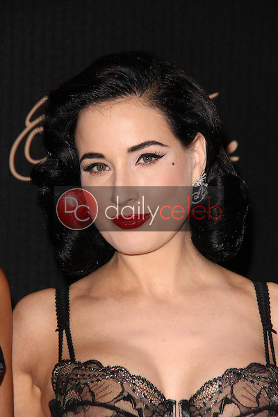 Dita Von Teese<br /> at Dita Von Teese Launches Her Lingerie Collection, Bloomingdales, Century City, CA 05-17-14<br /> David Edwards/Dailyceleb.com 818-249-4998