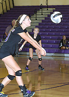 JV Volleyball vs. Taylor 9-11-12