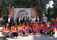 Remembrance walk through Stepanakert 8/5/2012
