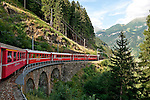 Switzerland - Bernina Express