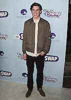 "HOLLYWOOD - OCTOBER 5:  Spencer List at the Los Angeles premiere of ""The Swap"" at ArcLight Hollywood on October 5, 2016 in Hollywood, California. Credit: mpi991/MediaPunch"