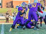 Platt Tech @ Prince Tech Varsity Football 2014