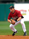 16 March 2007: Houston Astros second baseman Craig Biggio in action against the New York Yankees at Osceola County Stadium in Kissimmee, Florida...Mandatory Photo Credit: Ed Wolfstein Photo