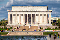 Lincoln Memorial Washington DC<br /> Washington DC Photography