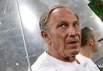 Calcio, Serie A: Roma vs Sampdoria. Roma, stadio Olimpico, 26 settembre 2012..AS Roma coach Zdenek Zeman, of Czech Republic, looks on prior to the start of the Italian Serie A football match between AS Roma and Sampdoria at Rome's Olympic stadium, 26 September 2012..UPDATE IMAGES PRESS/Riccardo De Luca