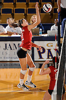 SBC Volleyball: Arkansas State v. Middle Tenessee (11/20/08)