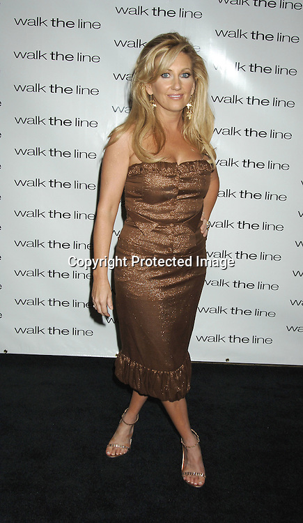 """Lee Ann Womack ..at The New York Premiere of """"Walk The Line"""" on November 13, 2005 at The Beacon Theatre. ..Photo by Robin Platzer, Twin Images"""