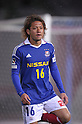 Yusuke Higa (F Marinos), MARCH 31, 2012 - Football / Soccer : 2012 J.LEAGUE Division 1 between Yokohama F Marinos 0-0 Kashima Antlers at NISSAN Stadium, Kanagawa, Japan. This game was celebrated as a 20th Anniversary Match involving two of the original teams that featured when the J.League launched. Traditionally one of the favourites, Kashima have not scored yet in their first 4 games of the season. (Photo by Atsushi Tomura /AFLO SPORT) [1035]