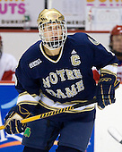 Ryan Thang (Notre Dame - 9) - The University of Notre Dame Fighting Irish defeated the Boston University Terriers 3-0 on Tuesday, October 20, 2009, at Agganis Arena in Boston, Massachusetts.