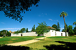 California: Sacramento. Sutter's Fort..Photo copyright Lee Foster, 510/549-2202, lee@fostertravel.com, www.fostertravel.com..Photo #: casacr105