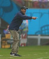 USA coach Juergen Kilinsmann on the touchline