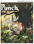 Punch (Front cover, 2 September 1964)