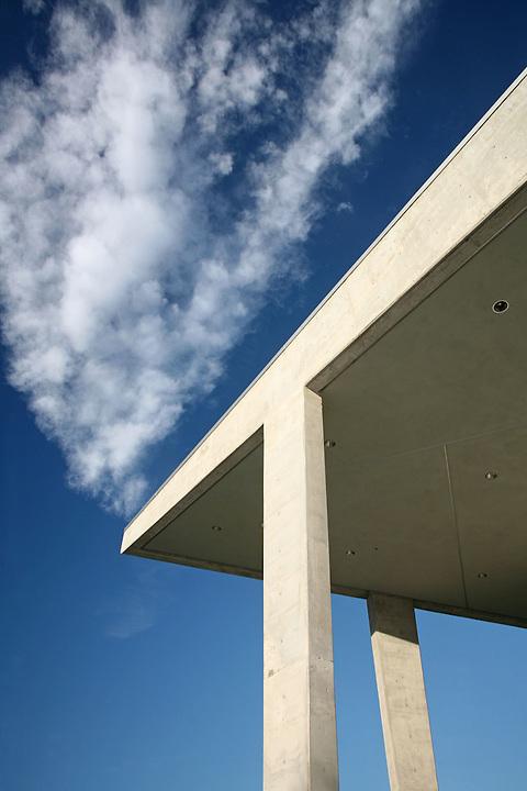 Visual Arts Building Hollywood Florida Architect Margi Nothard 2009