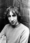 The Who 1969 Pete Townshend.© Chris Walter.