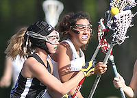 Girls Lacrosse vs HSE 4-19-12