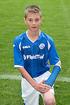 St Johnstone FC Academy Under 14's<br /> Ross Corbett<br /> Picture by Graeme Hart.<br /> Copyright Perthshire Picture Agency<br /> Tel: 01738 623350  Mobile: 07990 594431