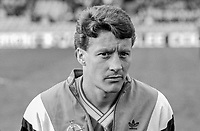 Danny Wilson, footballer, N Ireland & Luton Town, 198800305DW3..Copyright Image from Victor Patterson, 54 Dorchester Park, Belfast, UK, BT9 6RJ..Tel: +44 28 9066 1296.Mob: +44 7802 353836.Voicemail +44 20 8816 7153.Skype: victorpattersonbelfast.Email: victorpatterson@me.com.Email: victorpatterson@ireland.com (back-up)..IMPORTANT: If you wish to use this image or any other of my images please go to www.victorpatterson.com and click on the Terms & Conditions. Then contact me by email or phone with the reference number(s) of the image(s) concerned.