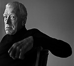 """Actor Max von Sydow at the Four Seasons Hotel in Beverly Hills Friday November 09, 2007. He is currently in, """"The Diving Bell and the Butterfly""""."""