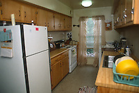 1994 May ..Assisted Housing..Park Terrace..NEW RENOVATIONS.INTERIOR KITCHEN...NEG#.NRHA#..