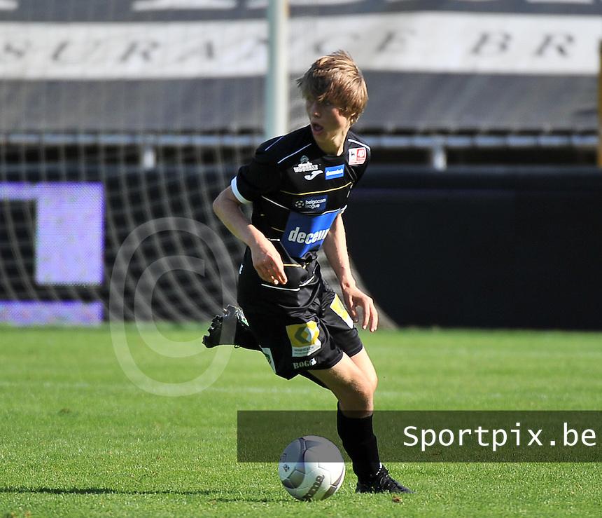 KSV Roeselare : Kjetil Borry<br /> foto VDB / Bart Vandenbroucke