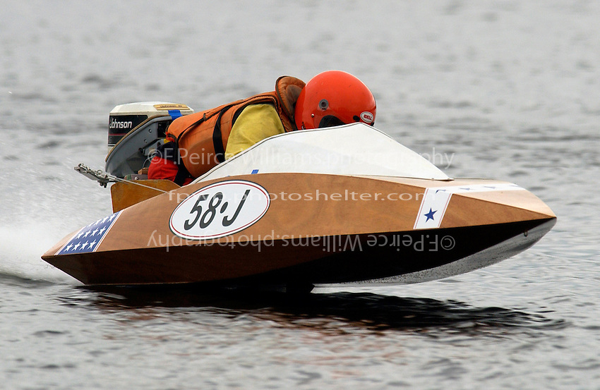 58-J     (Outboard Runabout)