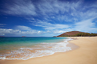 Big Beach, Makena State Park, Maui.