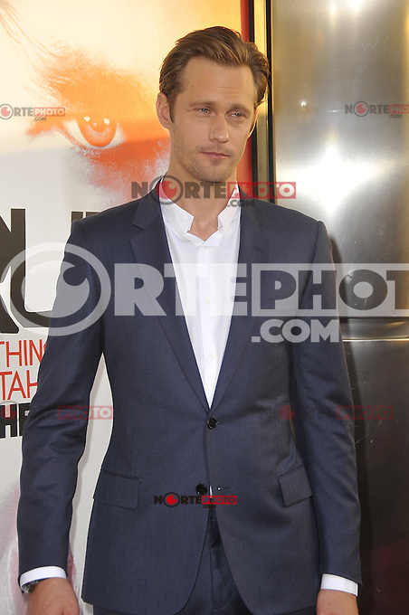 Alexander Skarsgard at HBO's 'True Blood' Season 5 Los Angeles premiere at ArcLight Cinemas Cinerama Dome on May 30, 2012 in Hollywood, California. © mpi35/MediaPunch Inc.