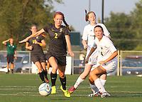 Girls Soccer vs. Westfield 8-18-14