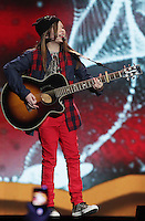 20/11/131<br /> Ashley Tubridy pictured performing at the Cheerios Childline Concert at the O2 Dublin this evening&eth;. <br /> Pic Collins Photos