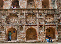 Monument, Delhi, Northern India, India