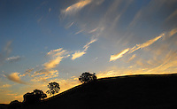 Solano County foothills