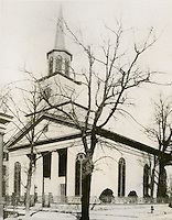 1958 June 27..Historical.Church..Old Christ Church..PHOTO CRAFTSMEN INC..NEG#.NRHA#..