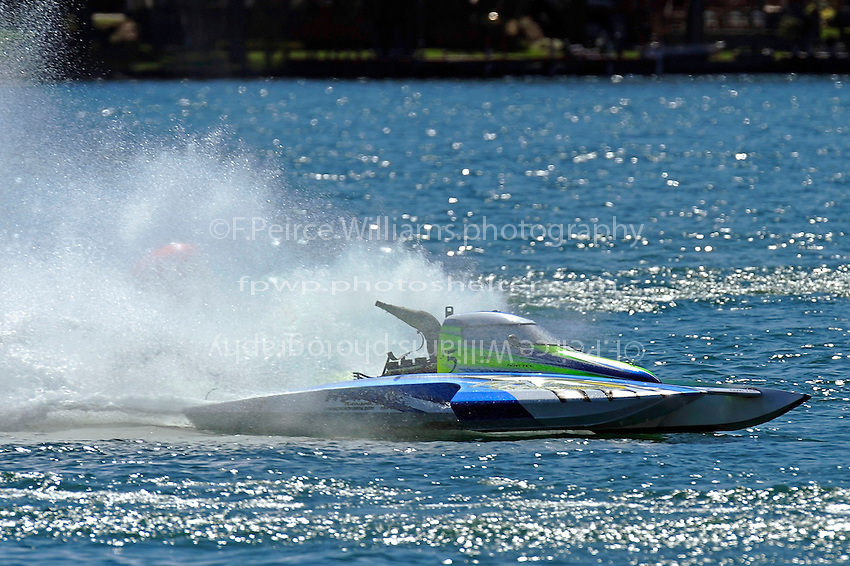 Jeff Bernard, Y-5   (1 Litre MOD hydroplane(s)